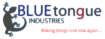 BLUE Tongue Industries.